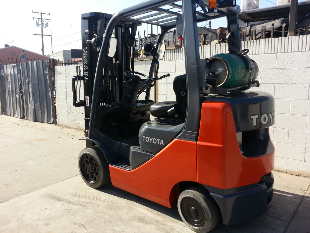 forklift rental supplier in malaysia